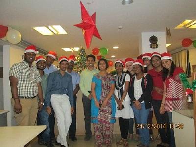 Christmas celebration at XLPro
