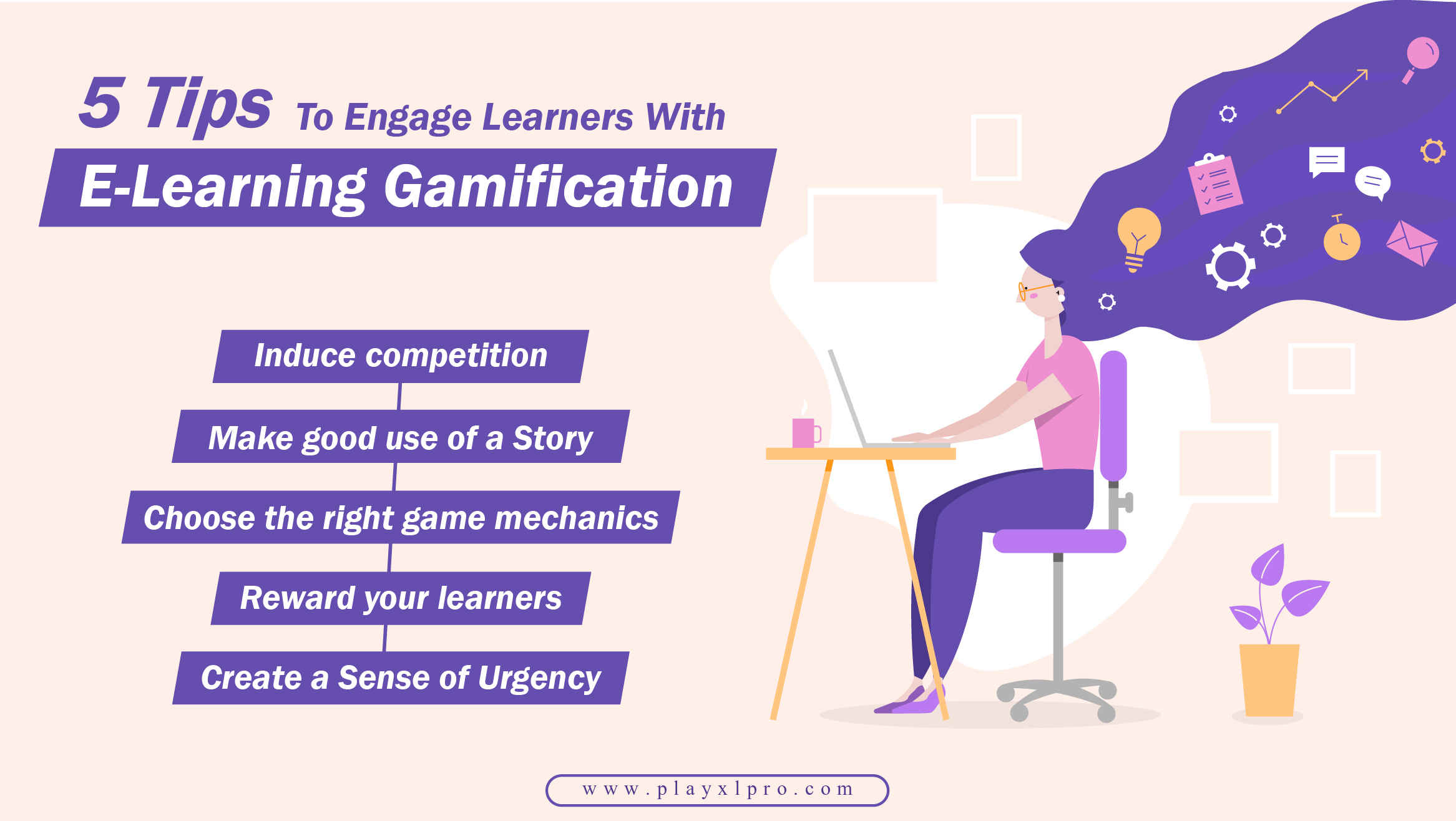 e-learning gamification tips