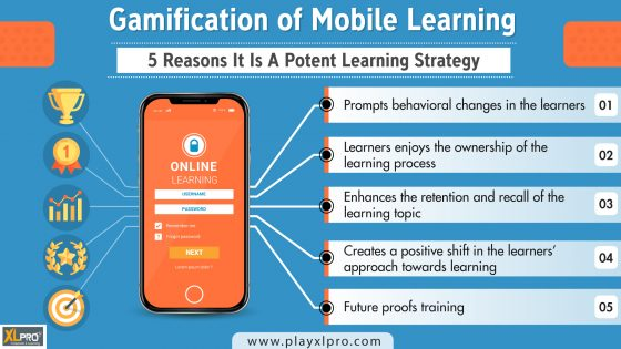 gamification in mobile learning