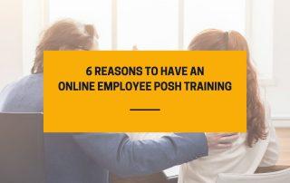 Workplace image showing POSH